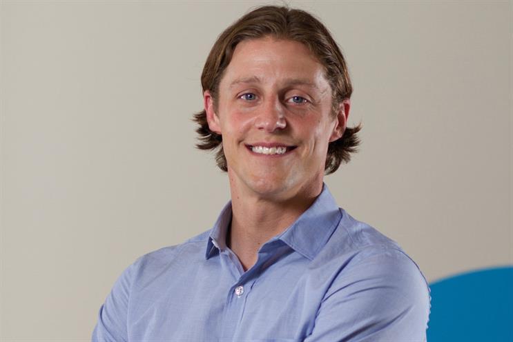 Adam Berke, president and CMO, founding team, AdRoll