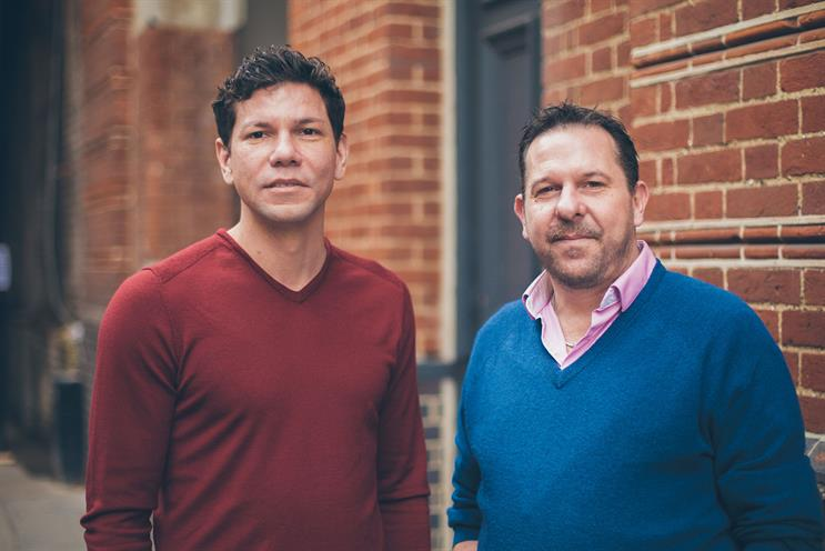 Ben Silcox (left) and Mark Barry: they will be leading a new data division at AnalogFolk