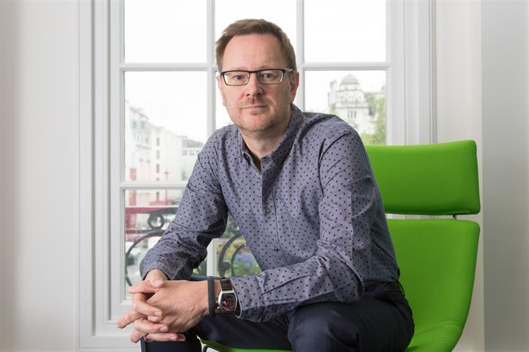Ashley Highfield: Johnston Press' chief executive