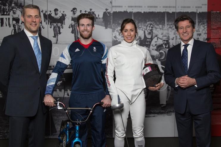 Aldi: sponsoring Team GB at Rio 2016