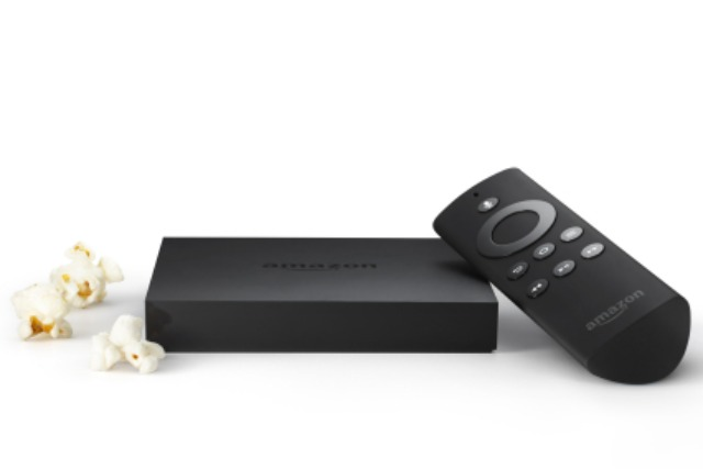 Amazon's new set-top box, Fire TV