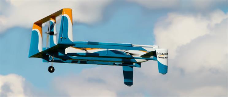 Amazon drones: sci-fi or the future of retail?