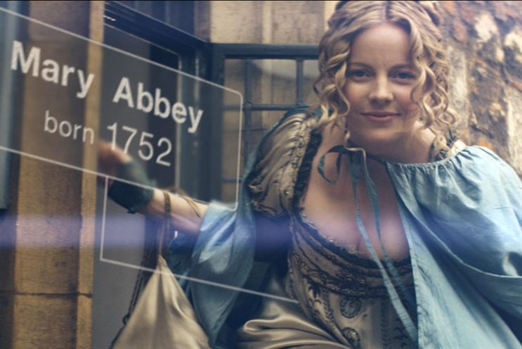 Ancestry.co.uk: TV campaign urges people to discover their roots