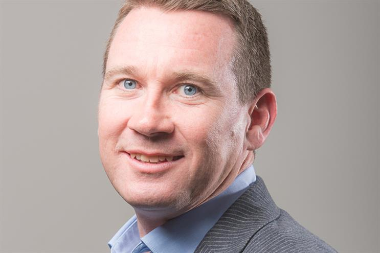 Andy Atkinson: chief revenue officer at Trinity Mirror