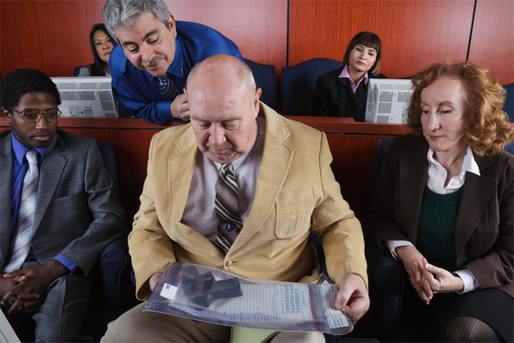 Five lessons for marketers from the jury room