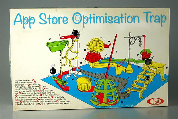 App store optimisation (ASO) is a modern version of Mouse Trap