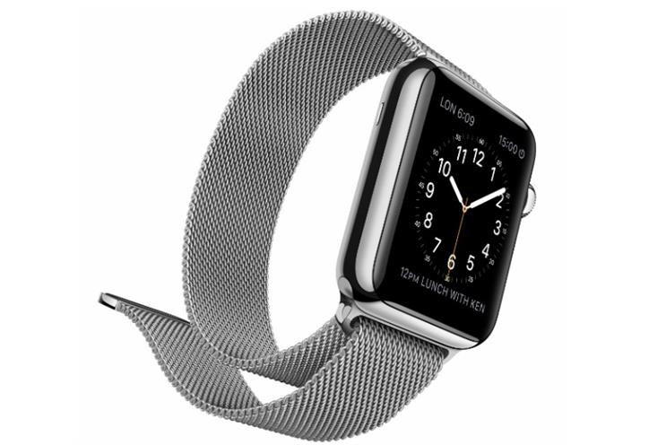 Apple Watch: just one shop in London is stocking the new device