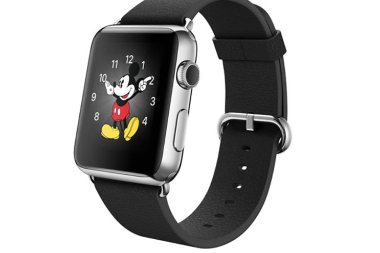 Apple Watch: Disney CEO Bob Iger counts himself a fan