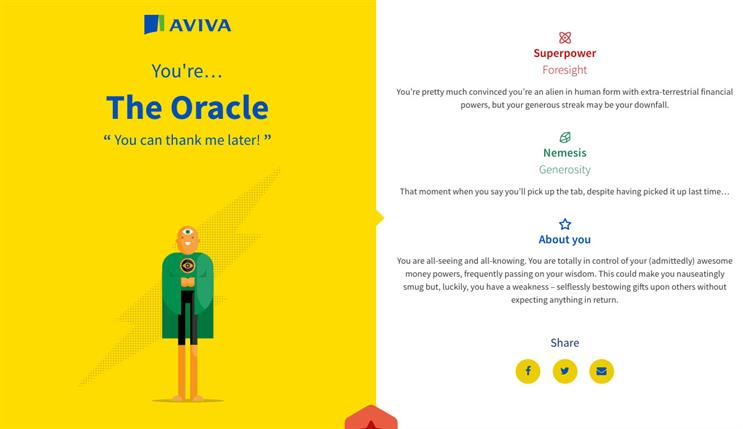 Aviva aims to help people save money in global campaign