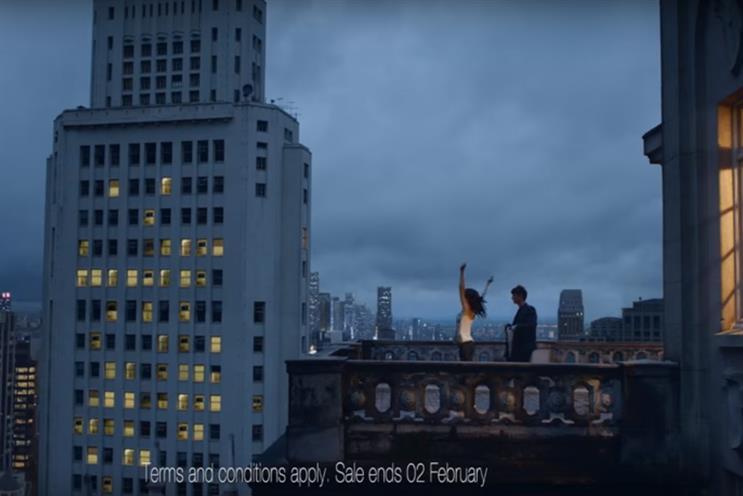 British Airways: ad launching on Christmas day