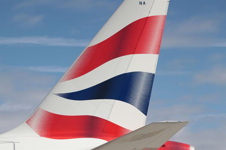 UK consumers opt for familiar with British Airways topping brand ranking