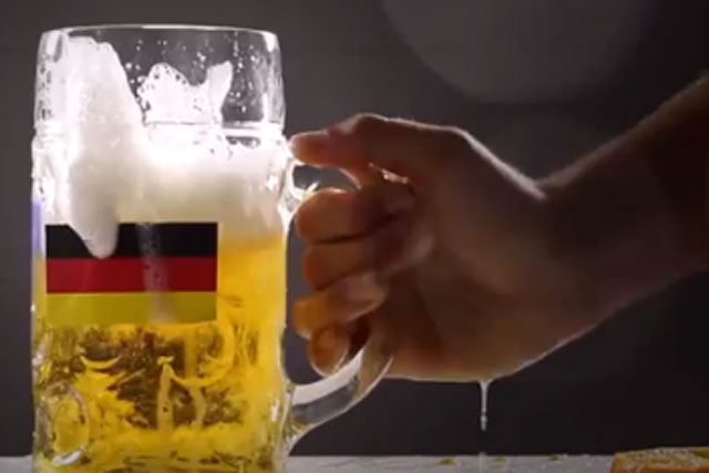 Bayern 3: online radio station's ad celebrates Germany's World Cup triumph