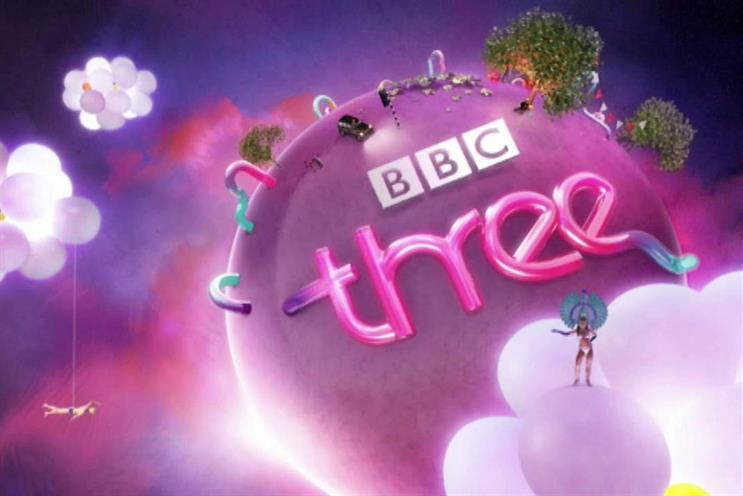 BBC Three: went online-only in February