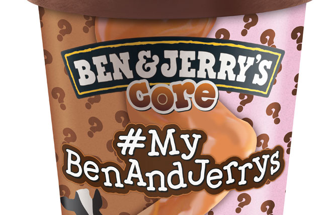 Ben & Jerry's: brand seeks name for core ice-cream variety via Twitter