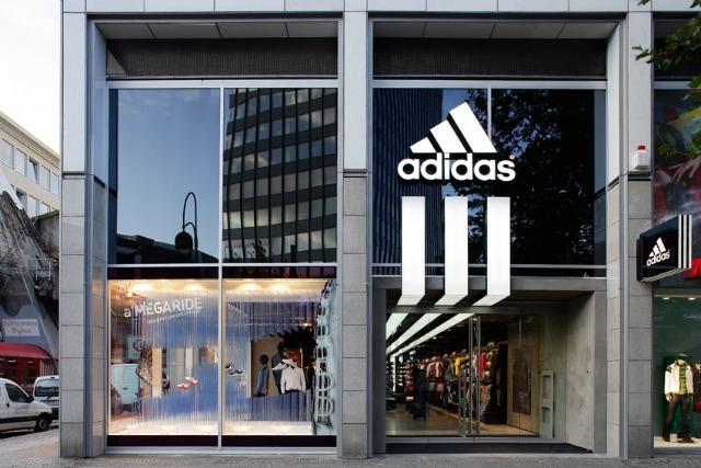 Adidas: boosts marketing spend in bid to take on market leader Nike