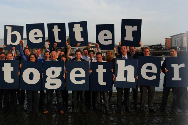 Better Together: the cross party campaign to encourage Scotland to vote no to independence