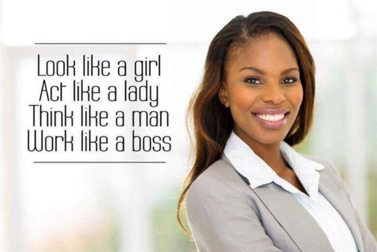 Bic: accused of conforming to gender stereotypes with women's day ad