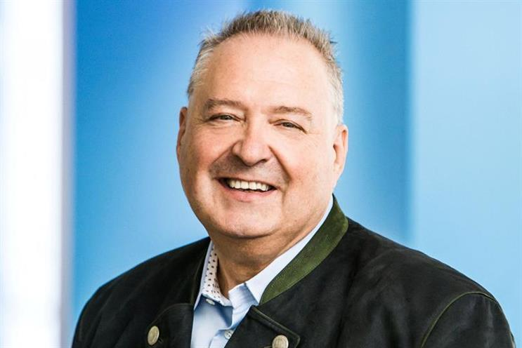 Bob Stutz: chief executive of Salesforce Marketing Cloud and Salesforce chief analytics officer