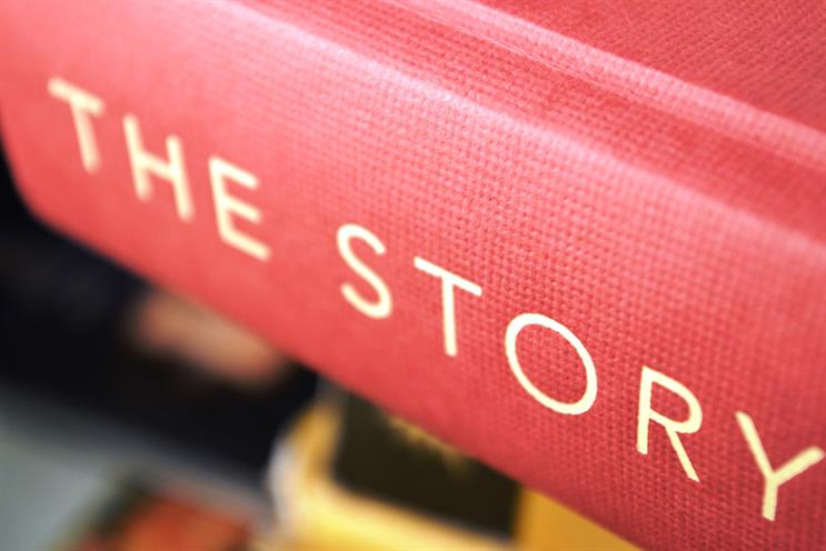 Sorry, but you are almost certainly not a storyteller