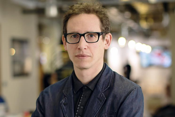 Dom Boyd: joining Publicis London as chief strategy officer
