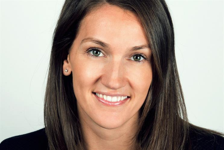 Stephanie Brimacombe: the group chief marketing officer at VCCP
