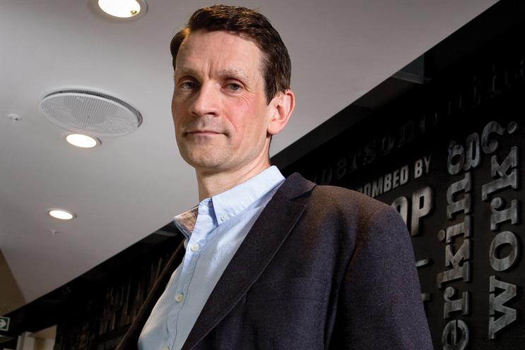 Bruce Daisley: Twitter's European vice-president of sales