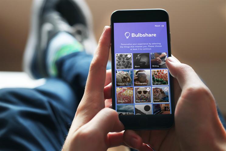 Latimer Group spins off co-creation platform Bulbshare