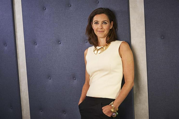 Alex Mahon: Channel 4's first female chief executive