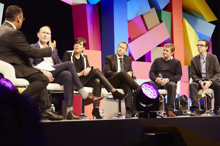 Channel 4 upfronts: a panel session discussed YouTube, adspend and fraud