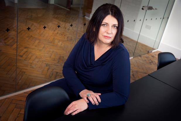 Sue Todd: the chief executive at Magnetic