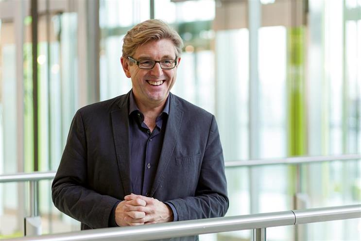 Keith Weed: tops the list thanks to his broad visibility and engagement across multiple channels