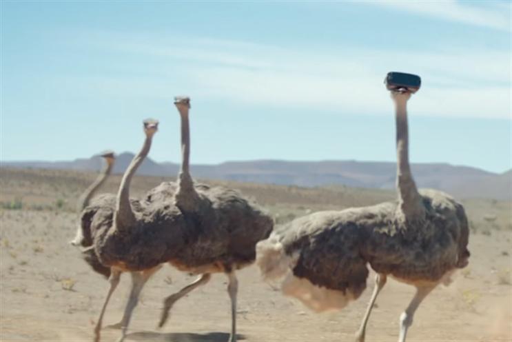 Samsung Galaxy S8: includes iris-scanning technology