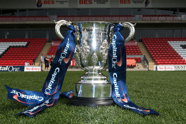 Capital One Cup: fans to get replays of the final via Twitter Amplify