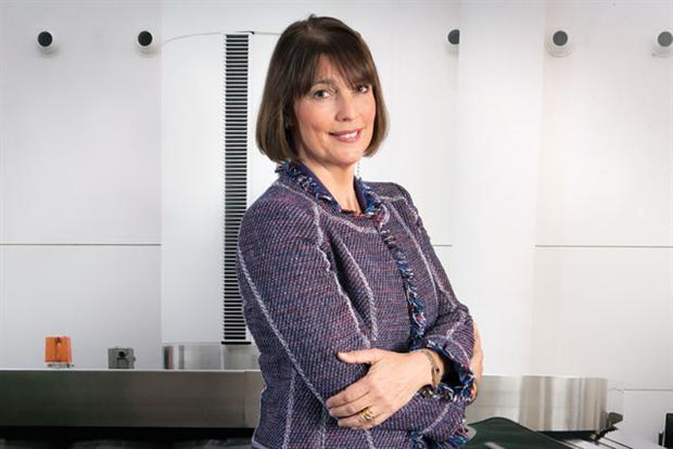Carolyn McCall: the chief executive of easyJet