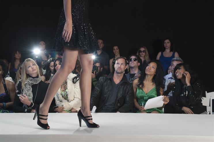 The catwalk presents a huge marketing opportunity for brands