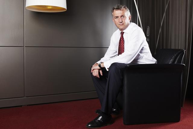 Chris Clark: joined HSBC in 2001 after nine years at Saatchi & Saatchi