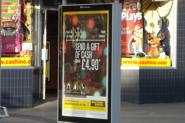 Clear Channel skips rent on 800 billboards