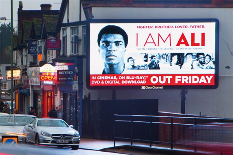 Clear Channel admits refusal to pay billboard rents was 'not our finest hour'