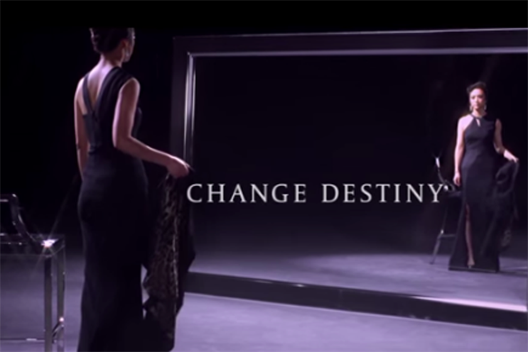 SK2's 'change destiny' was hailed by P&G as a model campaign