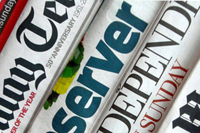 Newspaper readership: quality newsbrands returned record figures in 2013