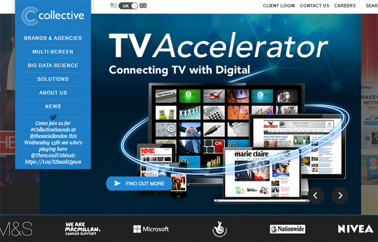 Time Inc acquires Collective UK to bolster digital growth