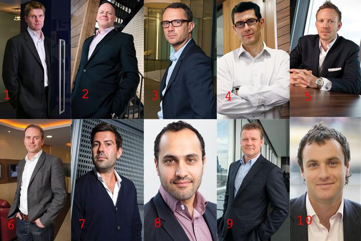 Top 10 commercial chiefs