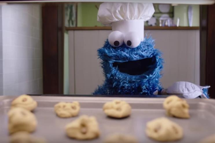 Campaign Viral Chart: Apple's Cookie Monster ad holds on to top spot