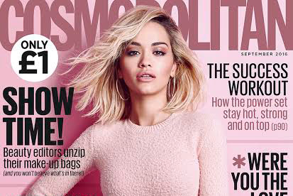 Cosmopolitan: paid-for and total circulation is up year on year