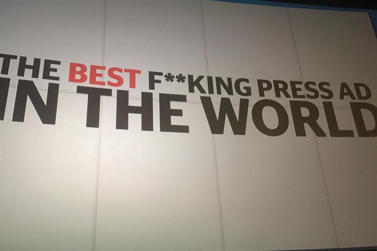 News UK: pitched at Goodstuff's inaugural Media Showcase