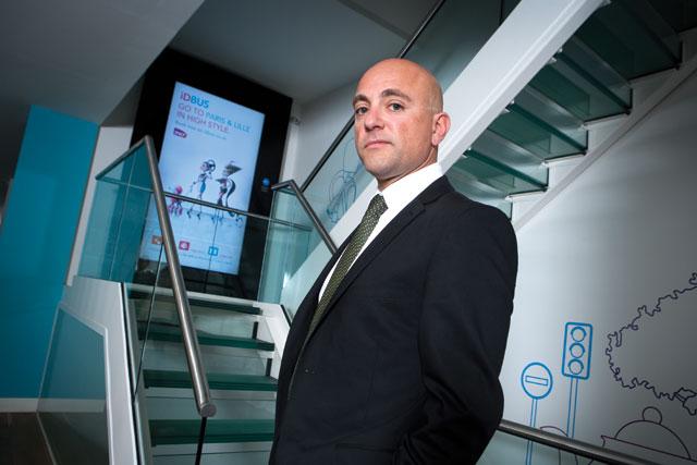 Pelekanou: joined Clear Channel from Guardian News & Media in 2012