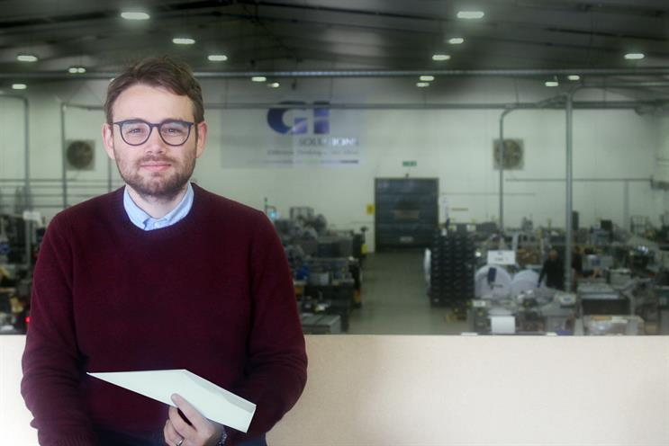 Daniel Dunn, founder of Paperplanes