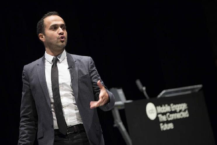 Dara Nasr: Twitter's UK sales director