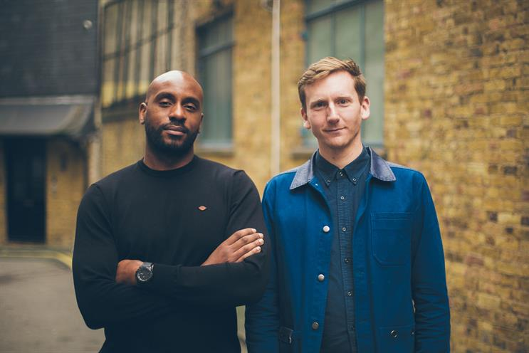 Ete Davies and Matt Law: they have been promoted at AnalogFolk