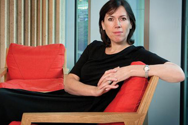 Tracy De Groose: becomes chief executive at Dentsu Aegis Network